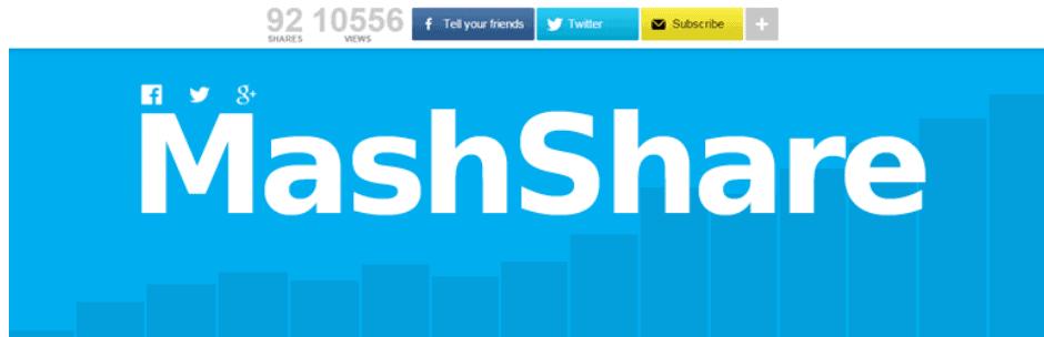 MashShare Logo